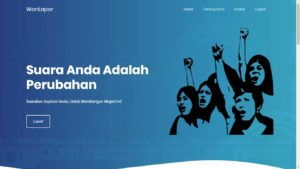WanLapor: Aplikasi Pengaduan Masyarakat Online