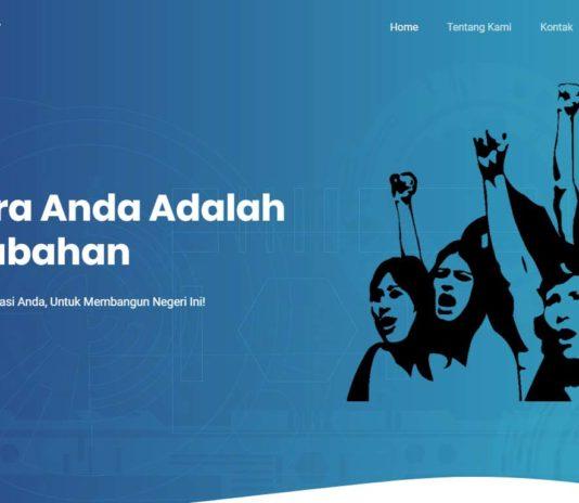 WanLapor Aplikais Pengaduan Masyarakat Online