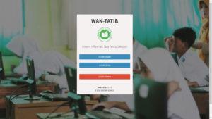 WanTatib: Aplikasi Tata Tertib Sekolah