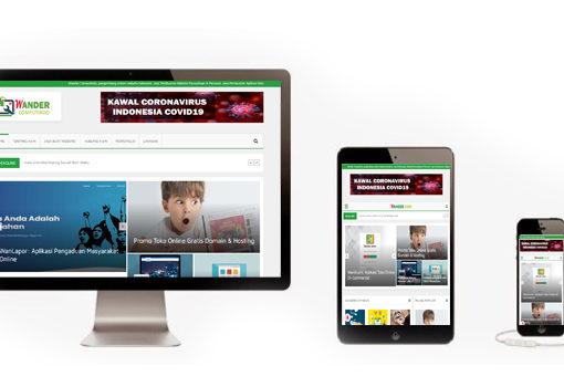 Responsive Desain Website